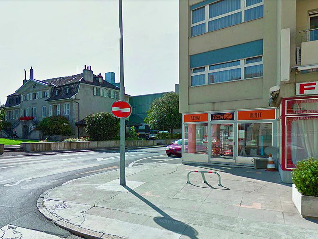 H tel de police cherche locataire lausanne cit s for Cherche hotel