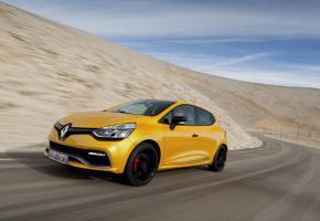 La Clio, agile et efficace