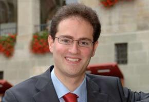 Mathieu Blanc, député, conseiller communal PLR, vice-president du PLRL