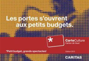 La carte culture de Caritas fait un tabac