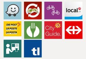 Les 10 apps du Lausannois