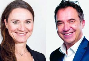 Sophie Michaud-Gigon et Gilles Meystre DR