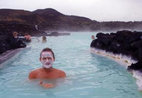Islande, de feu et de glace. Bernard Pichon