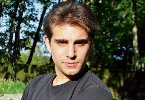 Quentin Mouron. PHOTO Daniella  gorbunova