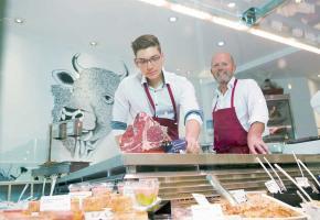Quand la boucherie se réinvente au cœur de Lausanne