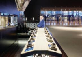 Les vitrines imaginées par Xavier Dietlin séduisent aux quatre coins du globe.
