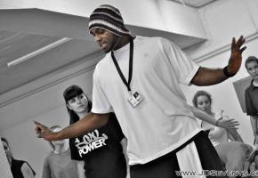 Contest Night Battle: hip-hop vs house dance - DR