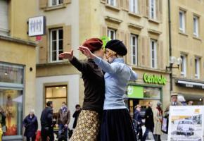 La Fête de la Danse, c'est du 3 au 5 mai pour découvrir la danse dans les théâtres, les centres culturels et dans l'espace public.