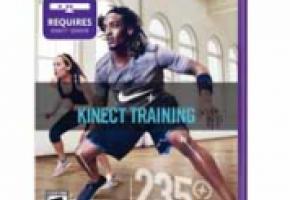 Kinect Training Nike+