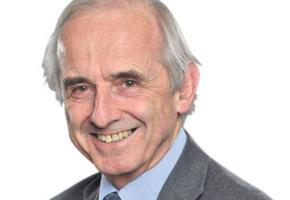 Pierre Marc Burnand, conseiller communal PLR.