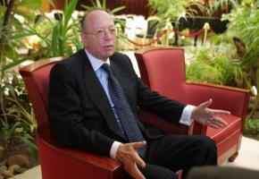 Expert en relations internationales, l'ancien ambassadeur François Nordmann estime qu'une acceptation de l'initiative UDC serait préjudiciable à la Suisse. DR