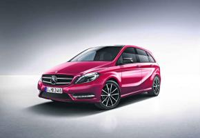 MERCEDES B200 BLUEEFFICIENCY