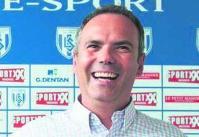 Jean-François Collet - Président du Lausanne-Sport