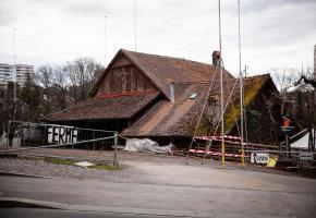La disparition de la dernière exploitation agricole urbaine de Lausanne est controversée. MISSON