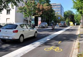 De nombreux Lausannois estiment que la place accordée aux vélos est totalement disproportionnée. VERISSIMO