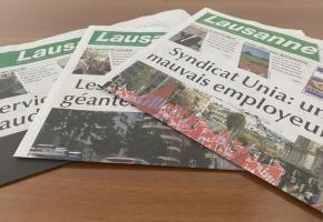 Les journaux gratuits sont exclus de l'aide aux médias prévue par la Confédération. DR