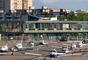 La saga de l'aéroport de la Blécherette n'en finit pas. CCHE