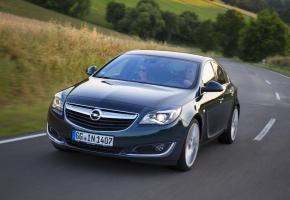 L'Opel Insignia incarne le renouvellement stylistique de la marque. DR