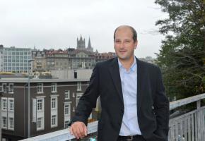 Grégoire Junod estime que les propositions de la Ville vont permettre de redynamiser la place de la riponne. VERISSIMO
