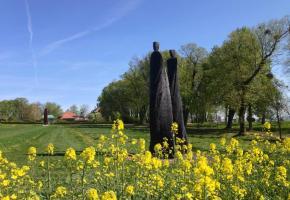 FLORALIES • Jusqu'au 22 juin, à l'occasion des Floralies d'iris, les Jardins de Vullierens s'apprêtent à accueillir des dizaines de milliers de visiteurs.