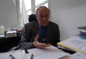 Michel Rocard estime que désordre social et populisme vont augmenter en Europe . CHARAF