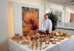 Philippe Guignard va officier comme chef restaurateur de cette édition 2014. DR