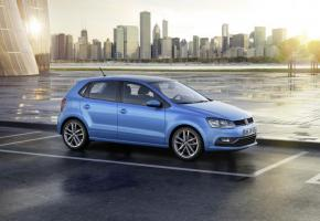 VW POLO BLUEGT. dr