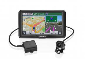 GPS GARMIN NüVI •