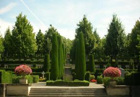 Le cimetière du Bois -de-Vaud. DR