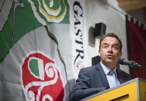 Actuellement Directeur de GastroVaud, Gilles Meystre va en prendre la présidence. DR