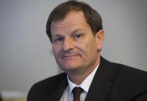 Vincent Grandjean, Chancelier de l'Etat de Vaud. DR