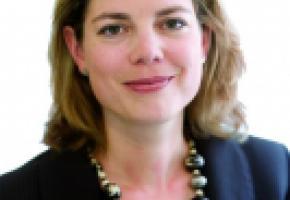 Manon Schick, Direcrice d'Amnesty International Suisse. DR