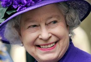 La reine Elizabeth II DR