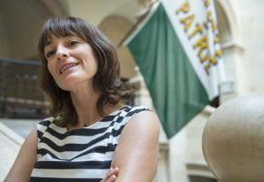 Valérie Schwaar, Secrétaire Générale de l'ATE Vaud. DR
