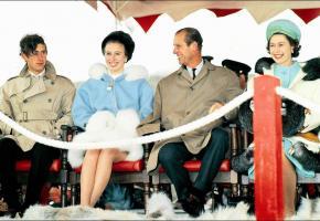 1980 - Une visite royale à Berne. dr