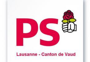 Benoît Gaillard, Président du PS Lausanne