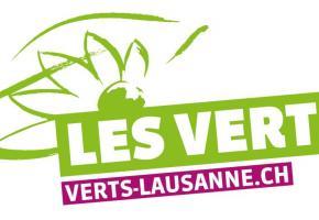 Léonore Porchet Présidente Les Verts Lausanne