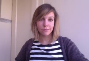 Sophie Guignard, enseignante, militante du Collectif R
