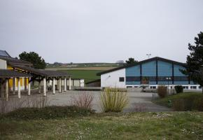 Le collège de la Léchire à Penthaz accueille environ 200 élèves. MISSON