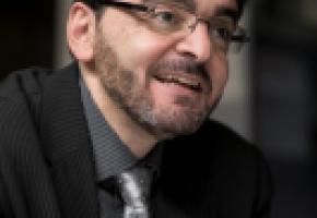 Bassam Degerab, porte-parole de la Mosquée de Lausanne