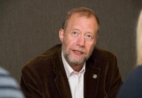 Eric Züger, municipal en charge des finances. DR