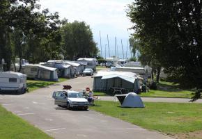 Les campings de La Côte sont dans une situation difficile. DR