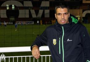 Pour Fabio Celestini, l'objectif de cette saison, C'est le maintien en Superleague. DR