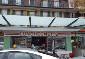La Luncheonette. dr