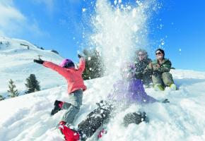 Thyon (Valais), une station pour profiter à fond des plaisirs de la neige.