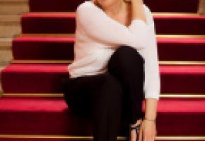 Brigitte Rosset sera l'invitée exceptionnelle de cette soirée caritative. dr