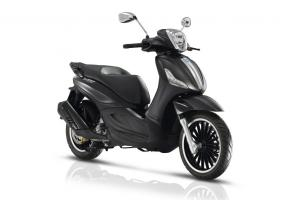 PIAGGIO BEVERLY BY POLICE