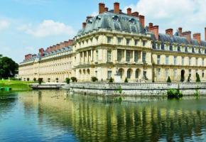 Plus que Versailles, Fontainebleau est la vraie demeure des rois de France. DR