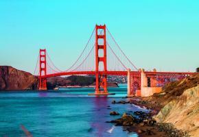 Le Golden Gate Bridge est l'emblème de la ville. DR