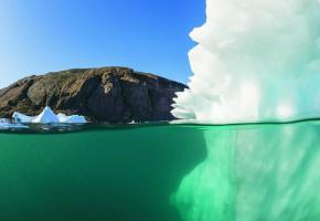 Iceberg en vue…